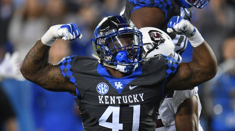 Kentucky Basketball And Football Getting New Uniforms: Top 10 Players To Watch At The 2019 NFL Scouting Combine